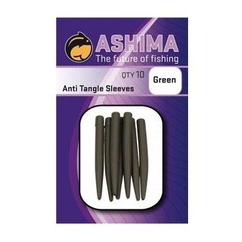 anti tangle sleeves green