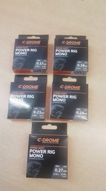 power rig mono 0.19mm